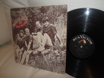 Four Jacks And A Jill	Master Jack	USA	RCA Victor	1968г   LP