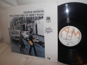 George Benson	Other side of  Abbey Road	Yugoslavia	A&M / RTB,	1978г		 Beatles   LP