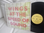 Wings Paul McCartney	At the speed of sound (1976г) 		Santa	1994г    LP