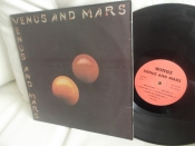Wings Paul McCartney	Venus and Mars (1975г)		Santa	1994г 	  LP