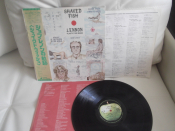 John Lennon	Shaved fish	Japan	Apple	1975г	 + OBI 		   LP