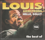 Louis Armstrong	digipak Hello, Dolly - the best of part two	2004г		SomeWax	  IFPI   CD