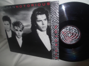 РАСПРОДАЖА Duran Duran	Notorious	Holland	EMI	1986г		  LP