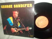 Распродажа George Sandifer (country)	George Sandifer	Hungary 	Bravo	1985г    LP