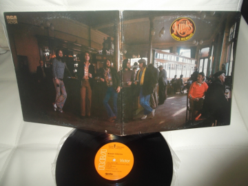 Kinks	Muswell hillbillies	USA	RCA Victor	1971г	LSP-4644,	1st press  LP