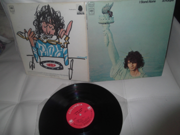 Al Kooper (Blood, Sweat and Tears)	I stand alone	Canada	Columbia (2-eyes label)	1968г	CS 9718,	1st press LP
