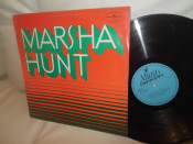 Marsha Hunt	Attention! Marsha Hunt!	Poland	Muza	1973г,   	 LP