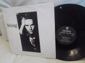 Распродажа Sting 	 ...Nothing Like The Sun	Israel 	A&M	1987г		 	 LP