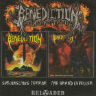 Benediction  (death metal) 2CD	Subconscious Terror / The Grand Leveller	2008г	MADE IN Argentina	Icarus mus. IFPI  CD