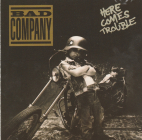 Bad Company	Here comes trouble	1992г	MADE IN Canada	ATCO  	1st press, no IFPI,  CD
