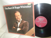 Распродажа Roger Whittaker	The best of	Germany	Aves	1977г         LP