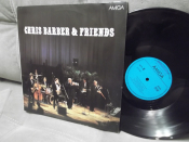 Распродажа Chris Barber & Friends	Recorded 03.10.1986 in Palast der Republik	DDR	Amiga	1987г	 	              LP