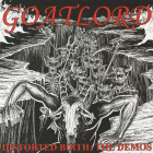 Goatlord (doom, death metal) 2CD	Distorted Birth: The Demos	2003г MADE IN Holland	From Beyond Prod. , NM CD