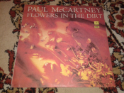 PAUL McCARTNEY Flowers In The Dirt Мелодия 1989 EX+/NM
