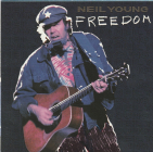 Neil Young	Freedom	1989г	MADE IN Canada	Reprise	 	1st press, no IFPI,    CD