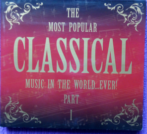The Most Popular Classical Music 2CD