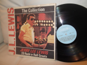 Jerry Lee Lewis	20 Rock`n`roll greats - The collection		Balkanton  LP