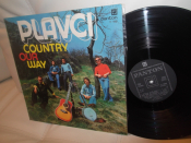 Plavci	Country our way	Czech	Panton	1975г   LP