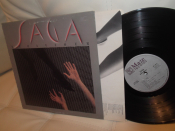 РАСПРОДАЖА Saga 	Behaviour	Canada	Maze Rec.	1985г	   EX	   LP