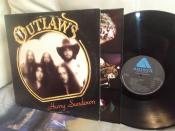 Outlaws	Hurry sundown	Canada	Arista	1977г		  	  LP