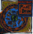 Mickey Hart (Grateful Dead)    Planet Drum    1991г.     ООО `СиДи-АРТ` CD
