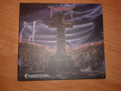 PORTRAIT Crossroads (digipack) 12 стр. буклет 1- FONO(Metal Blade Records) 2014 heavy