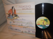 Jade Warrior	Floating world	MADE IN Canada	Island	1974г 	 ILPS 9290,1st press, LP