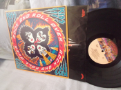 Kiss	Rock And Roll Over	USA	Casablanca	1976г  2nd press,    LP