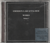 Emerson Lake Palmer  2CD	Works Volume 1	1977(1996)г. Castle Communication 	MADE IN UK	  , IFPI,      CD