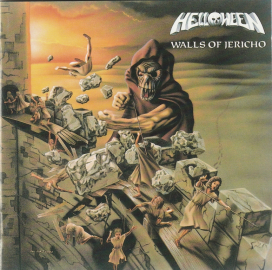 Helloween	Walls of Jericho	1985(1999)г	MADE IN Japan	Victor	VICP-60830,	 EX+   , IFPI,     CD