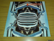 THE ALAN PARSONS PROJECT Ammonia Avenue Germany Orig. Insert,ARISTA Rec NM- NM