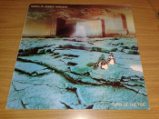 BARCLAY JAMES HARVEST Turn Of The Tide'1981 Germany Orig, Insert,POLYDOR EX EX+