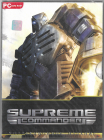 Supreme Commander PC DVD Запечатан!