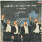 Carreras Domingo Pavarotti