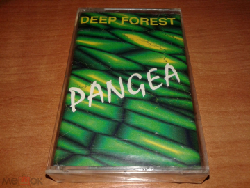 DEEP FOREST Pangea Time Records запечатана