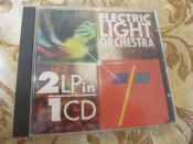 Electric Light Orchestra (ELO) - 2 Альбома на 1 CD