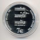 Эстония: 0 евро (2013) 000 полет со дня рождения Раймонда Валгре Ag 025 - Proof